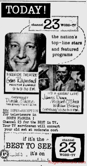 1955-01-wgbs-lineup-today-2