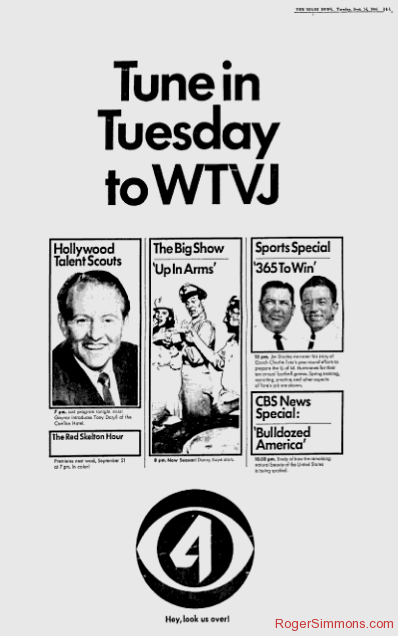 1965-09-14-wtvj-tuesday-shows