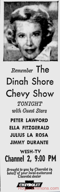 Blog de elpresse : ELVIS ET LE ROCKABILLY, The dinah shore chevy