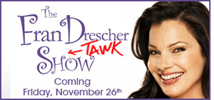 Fran Drescher Tawk Show