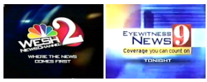 WESH and WFTV in 2000