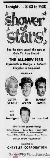 1954-11-wdbo-shower-of-stars