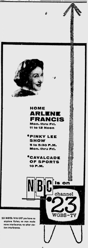 1955-01-wgbs-lineup-today-2-nbc-7-arlene-francis