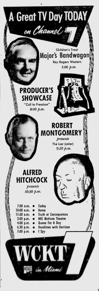 1957-01-07-wckt-nbc-shows
