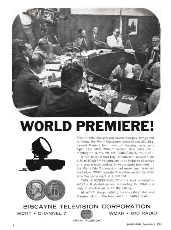 1961-09-04-wckt-world-premiere