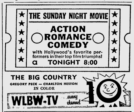 1962-09-wlbw-sunday-night-movie