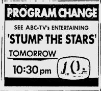 1964-09-17-wlbw-stump-the-stars