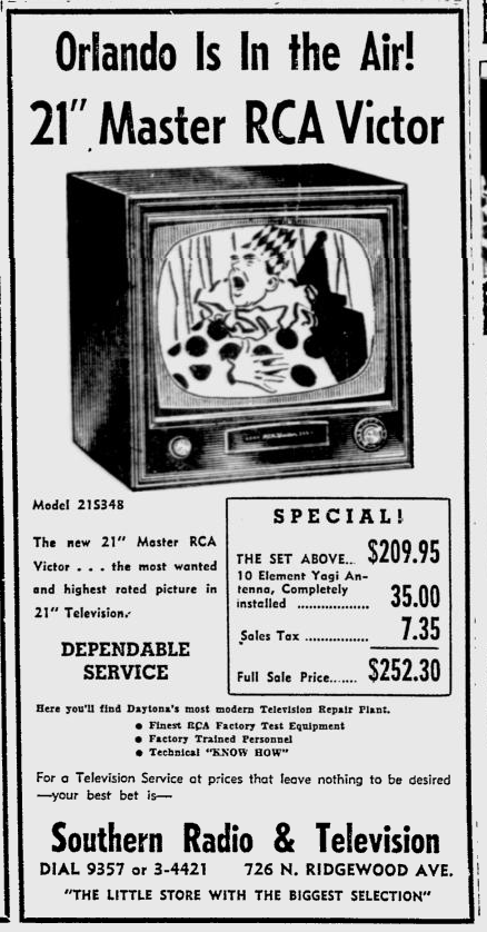 1954-07-10-orlando-tv-ad