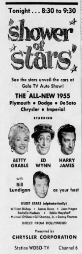 1954-11-wdbo-shower-of-stars