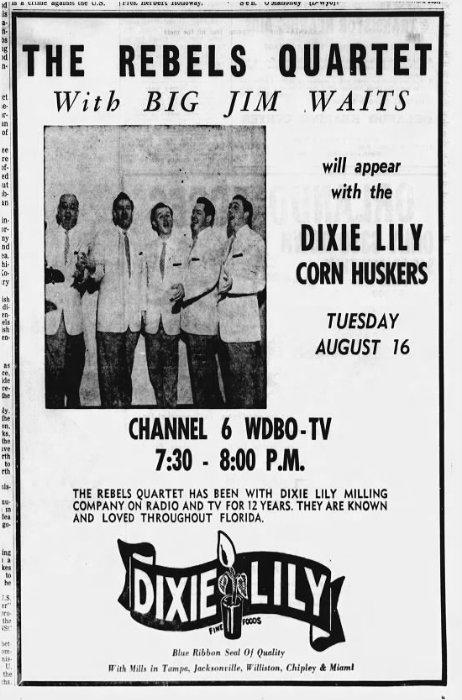 1955-08-wdbo-rebels-quartet