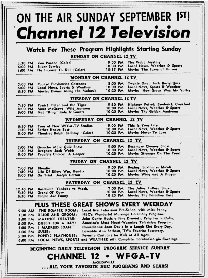 1957-08-wfga-starts-sunday
