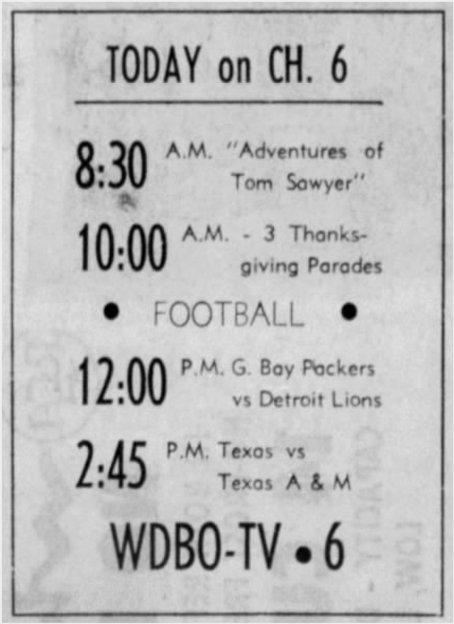 1962-11-wdbo-thanksgiving