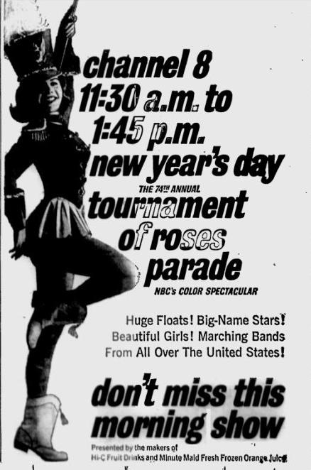 1963-01-01-wfla-rose-parade