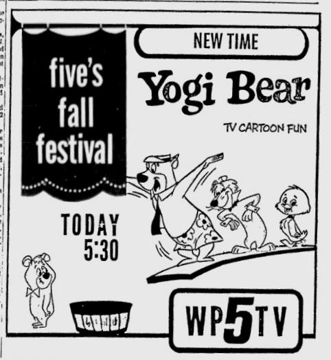 1964-08-31-wptv-yogi-bear
