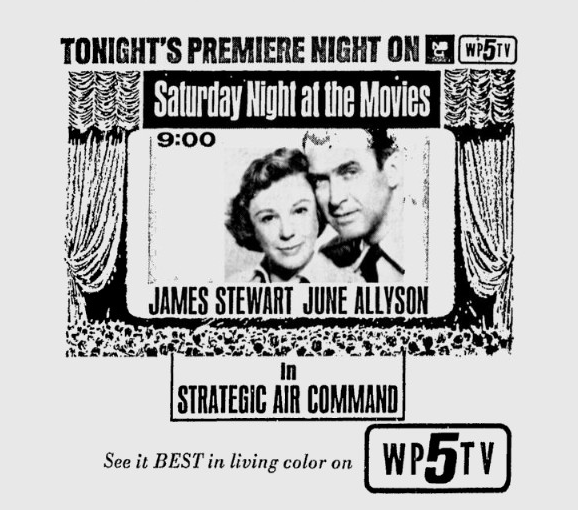 1964-10-04-wptv-saturday-night-movie