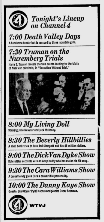 1965-03-08-wtvj-lineup