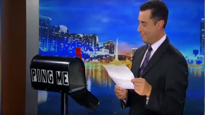 David Pingalore out as WKMG sports anchor after 10 years