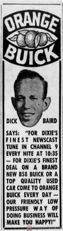 1958-03-wlof-dixies-finest-newscast