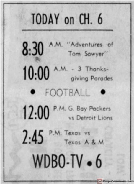1962-11-wdbo-thanksgiving